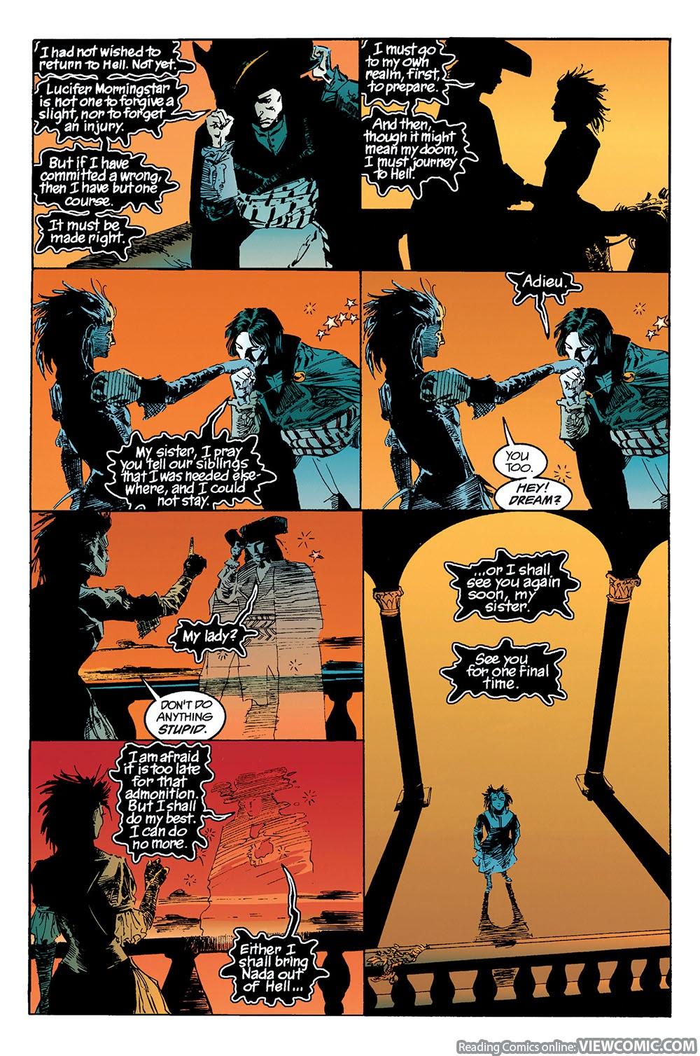 The Sandman v04 – Season Of Mists (2011) | Viewcomic reading comics