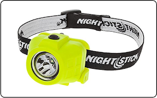 Nightstick Headlamp : XPP-5450G King of the Durability and Safety