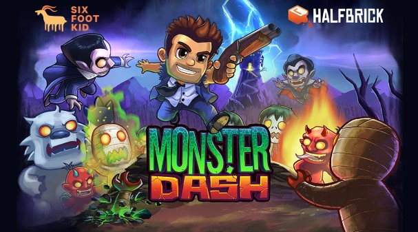 Monster Dash APK