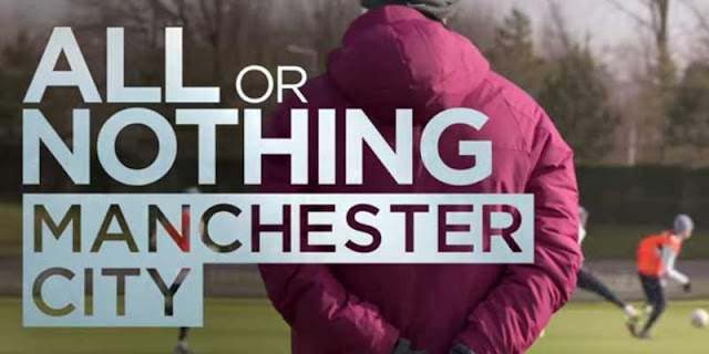 'All or Nothing: Manchester City' pone en el punto de mira al equipo de Pep Guardiola