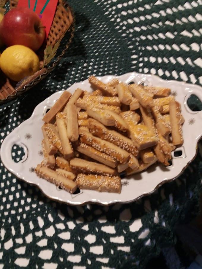Brzi slani stapici - quick salt sticks
