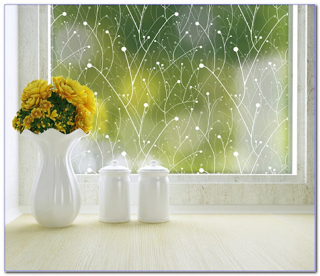 Decorative House WINDOW TINTING Film