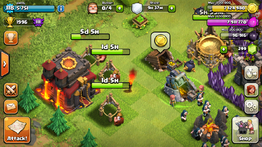 coc hack app download