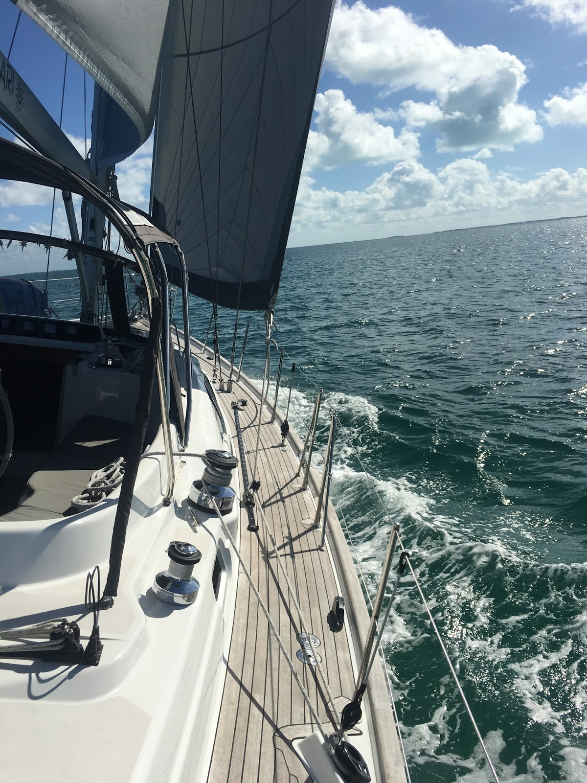 Askari Sailing: Christmas & New Year Bahamas Style