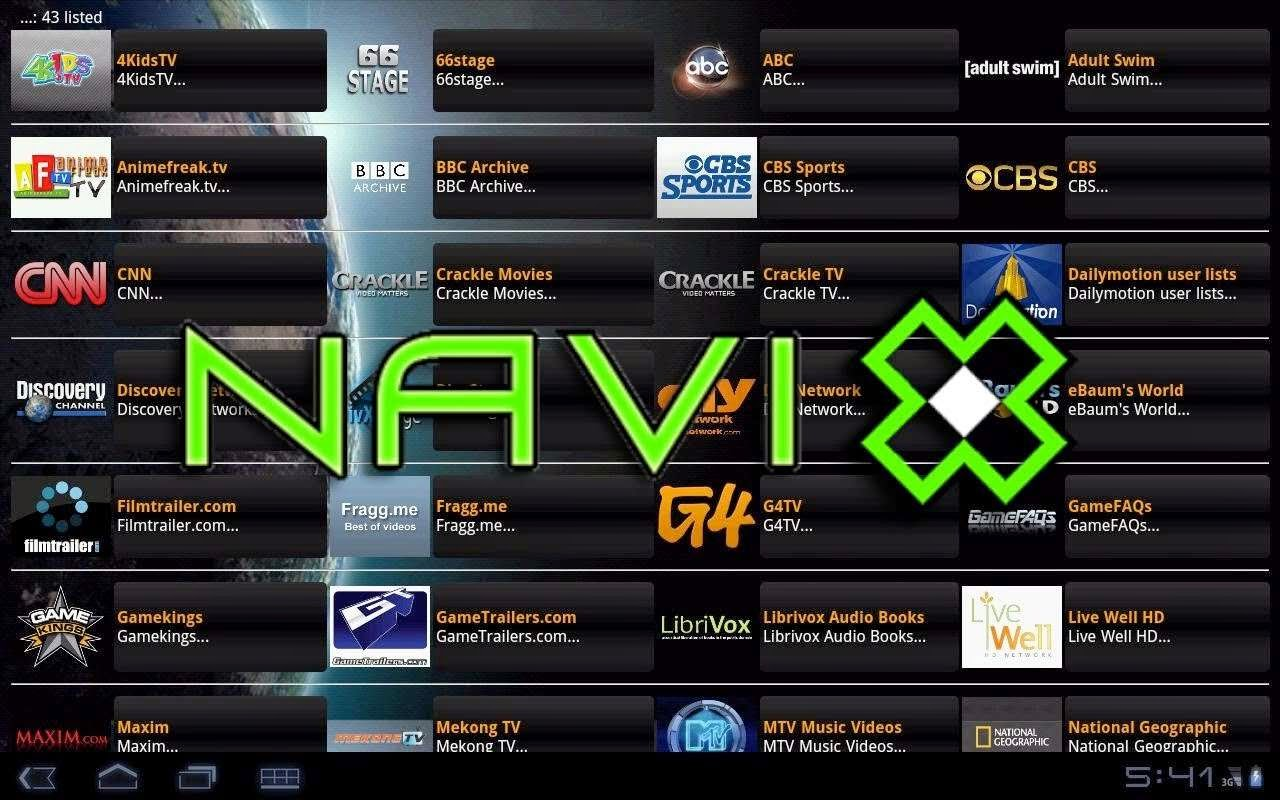 Add On Xbmc Navi X