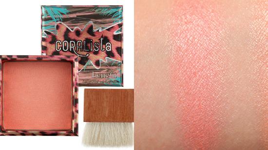 blush coralista benefit