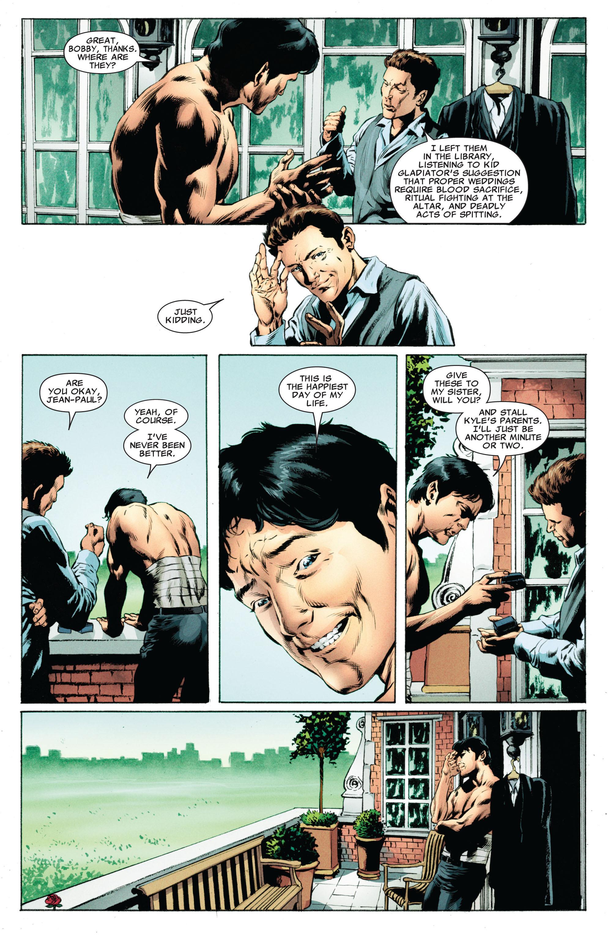 Read online Astonishing X-Men (2004) comic -  Issue #51 - 5