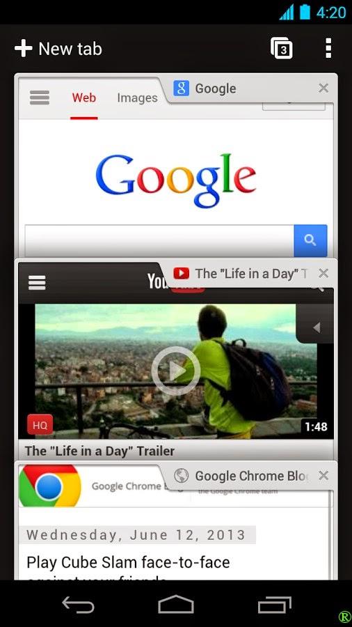 تحميل جوجل كروم للاندرويد