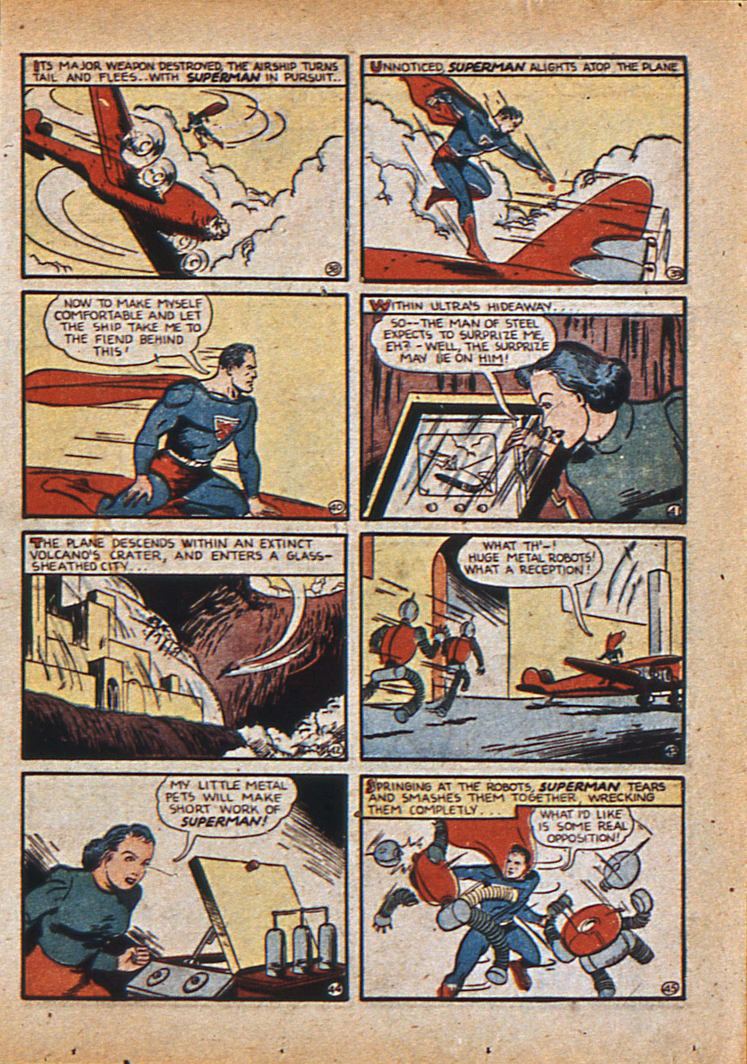 Read online Action Comics (1938) comic -  Issue #21 - 10