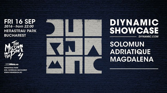 Diynamic Showcase with Solomun, Adriatique, Magdalena