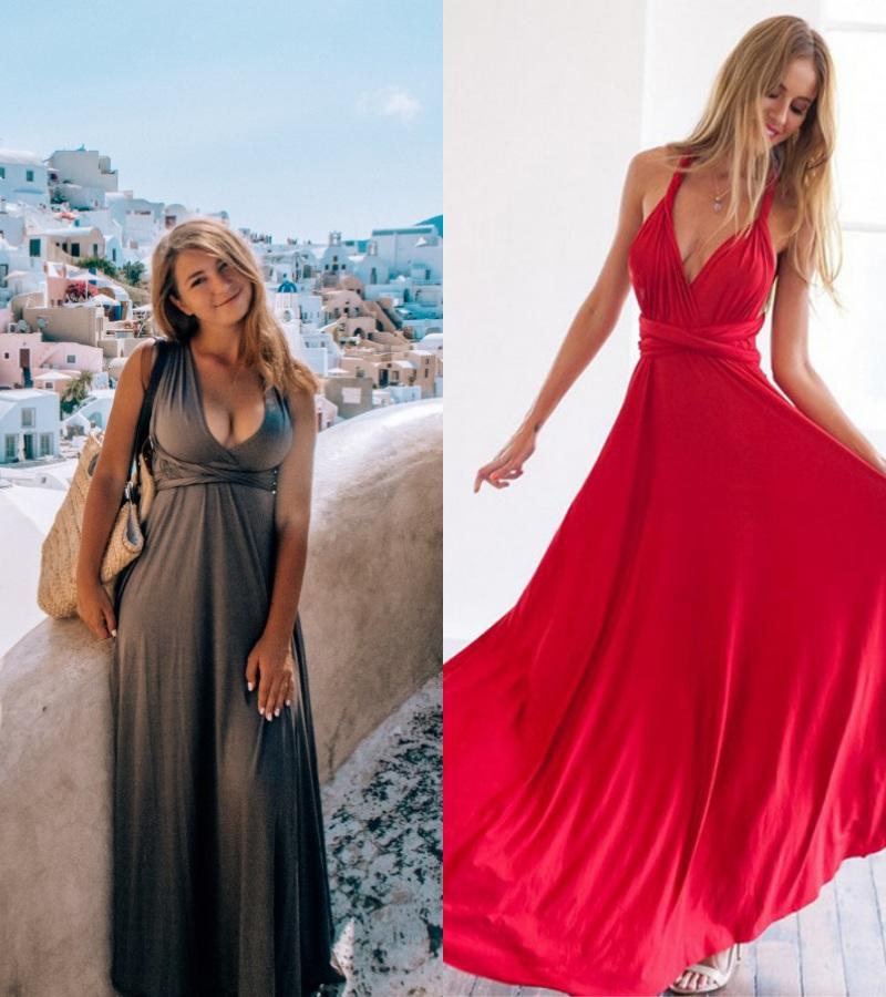 9181a13b30 Infinity dress - kupujesz jedną sukienkę - nosisz na sto sposobów ...