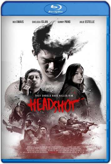 Headshot (2016) HD 1080p y 720p Latino