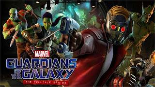 تحميل اللعبه الرهيبه Guardians of the Galaxy TTG v1.02 برابط مباشر 2017