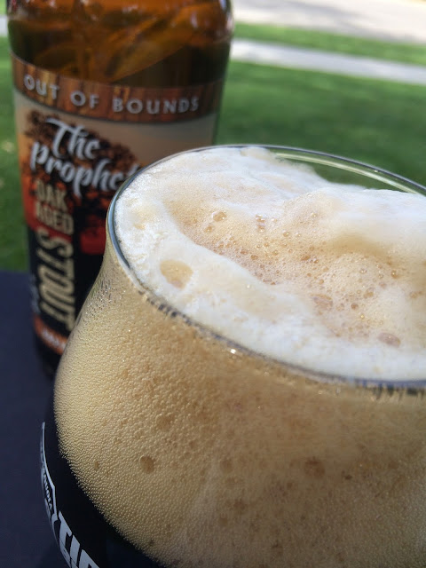 Out Of Bounds The Prophet Oak Aged Stout 2