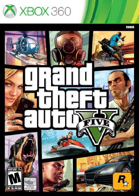 Grand Theft Auto V [Region Free][ISO] - Download Game Xbox New Free