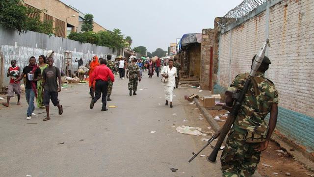 Askari wa Burundi