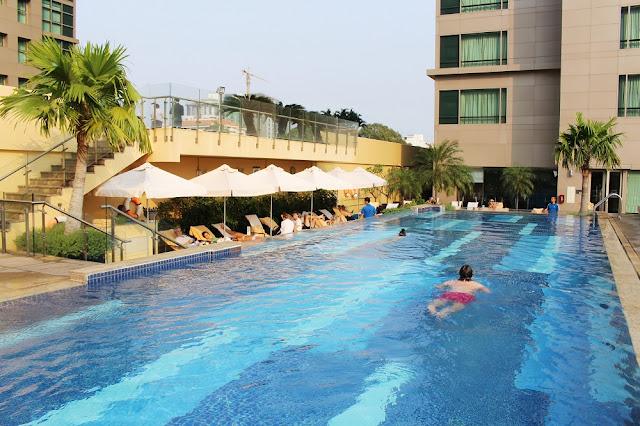 Intercontinental Asiana Saigon, Ho Chi Minh City, Vietnam - luxury travel and lifestyle blog
