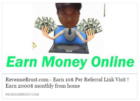 RevenueBrust.com sample preview