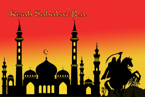 Kisah Sahabat Abdullah Bin Hudzafah As Sahmy R.a, kisah teladan abdullah bin hudzafah, abdullah bin huzaifah, kisah keimanan para sahabat nabi