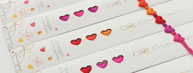 packaging braccialetti cruciani 20 maggio