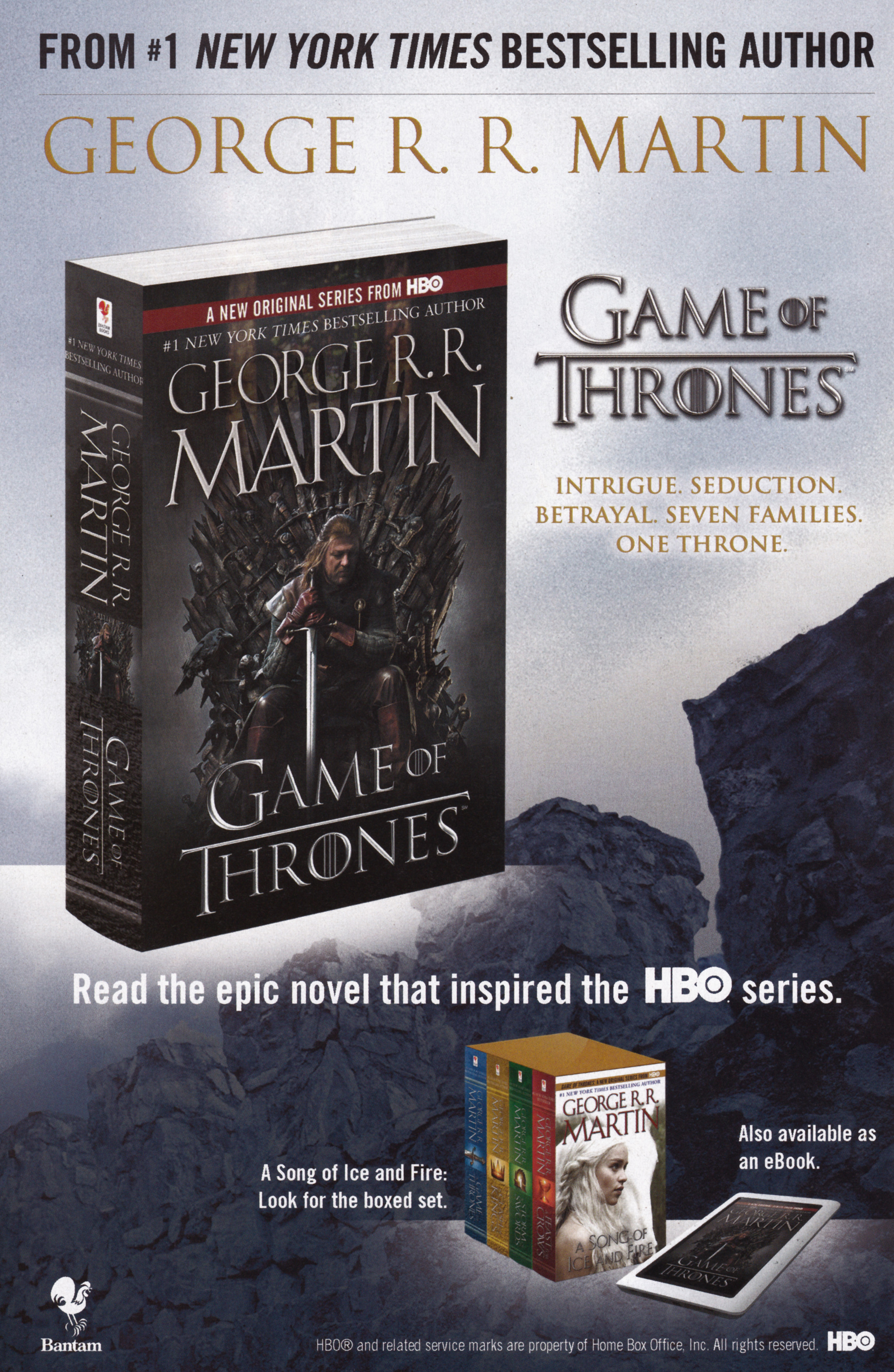 Read online A Game Of Thrones comic -  Issue #12 - 32