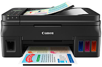 Canon Driver G4200 Setup Printer
