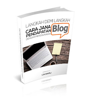 cara jana income dengan blog