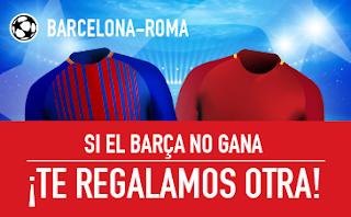 sportium promocion champions Barcelona vs Roma 4 abril