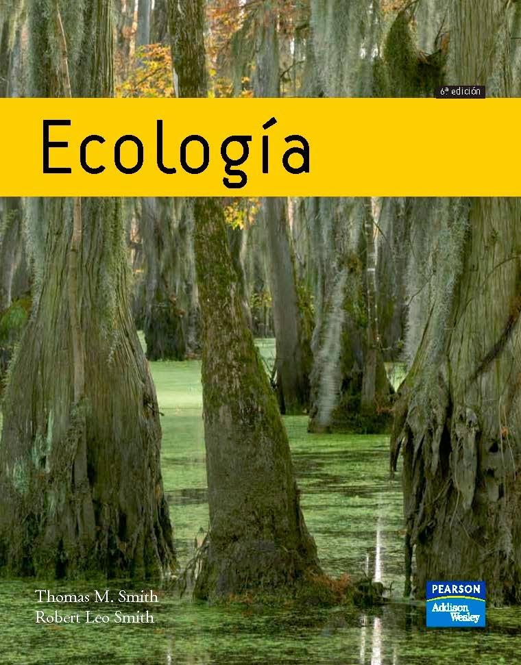 Ecología, 6ta Edición – Thomas M. Smith