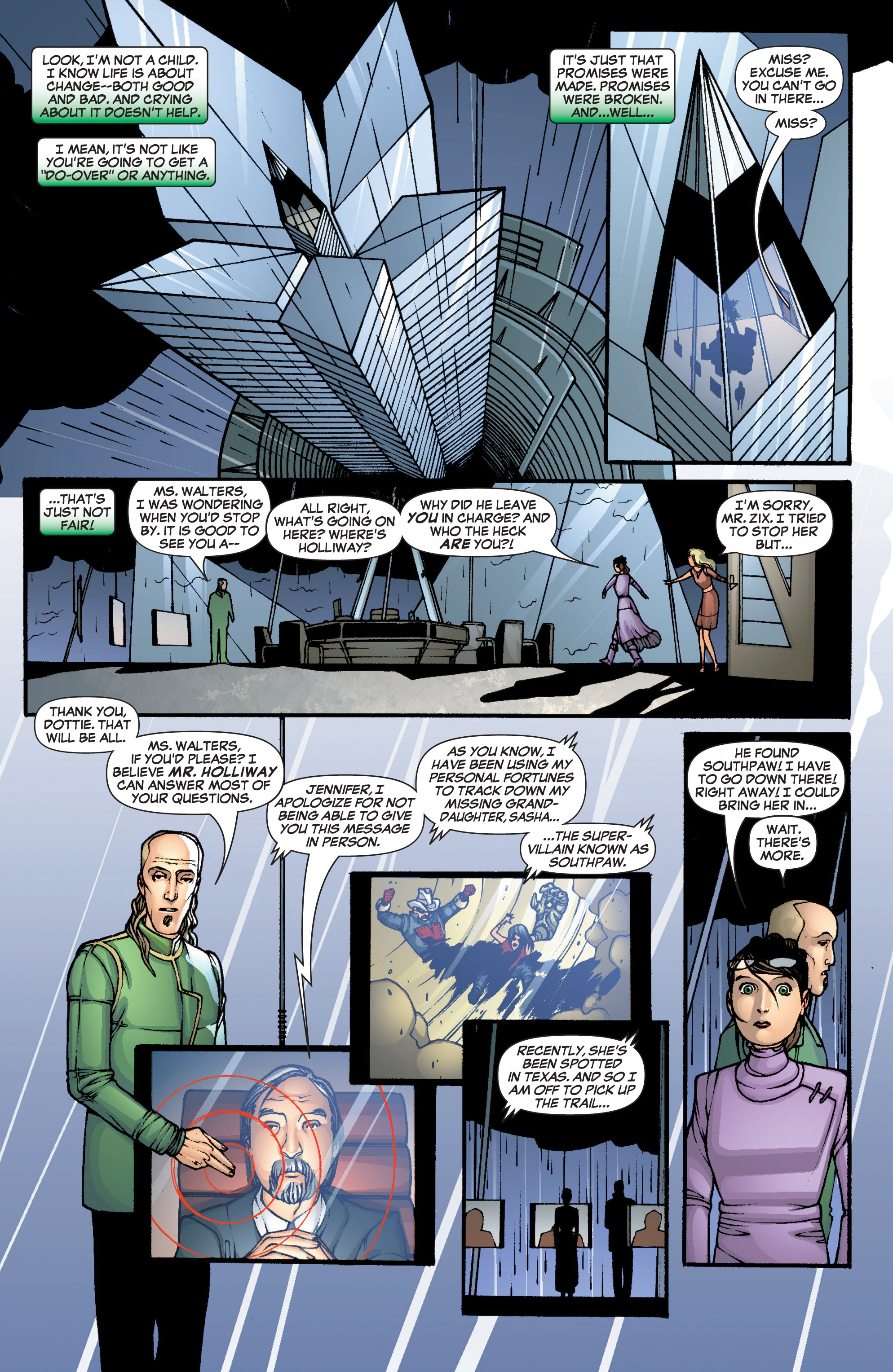 Read online She-Hulk (2005) comic -  Issue #1 - 10