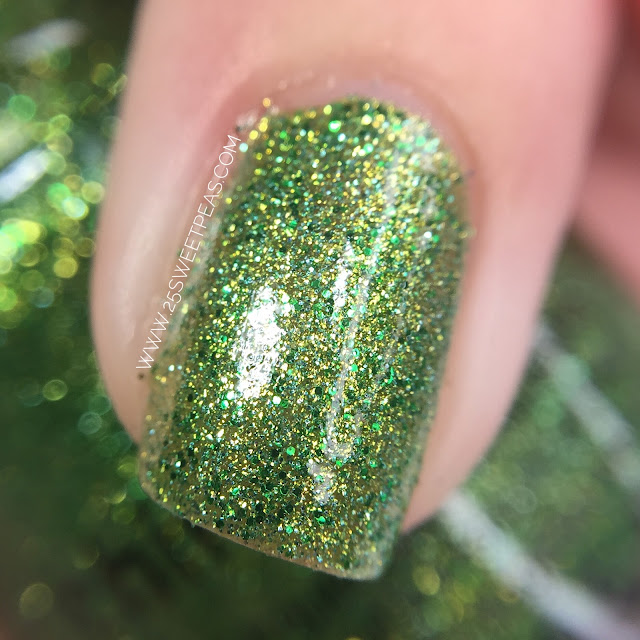 China Glaze Grinchworthy