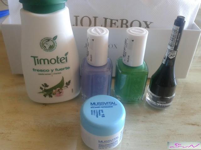 joliebox cosmética cuidados maquillaje