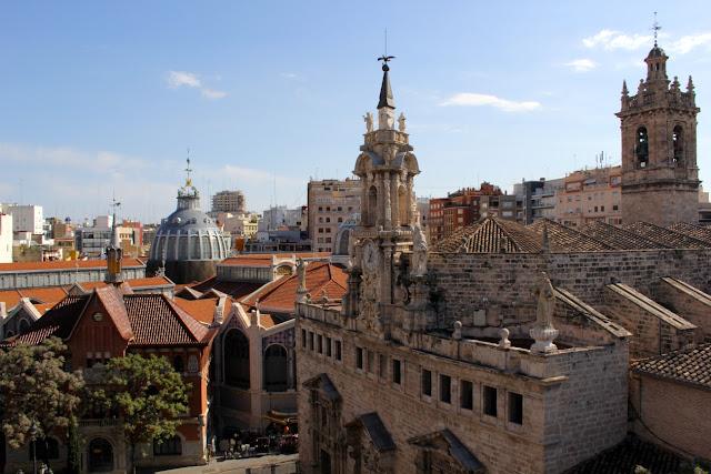 Centro Histórico ou Ciudad Vieja de Valencia