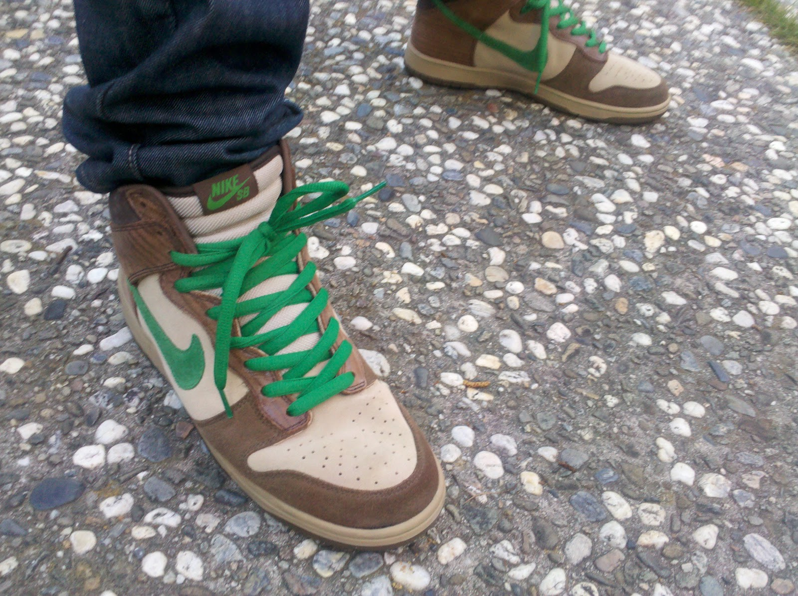 b35bd852cd3 KickItFresh Sneaker Photo Blog  SNEAKER REVIEW - DUNK HIGH SB