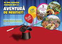 Castiga 5 excursii la Port Aventura + alte 10.000 de premii pe loc