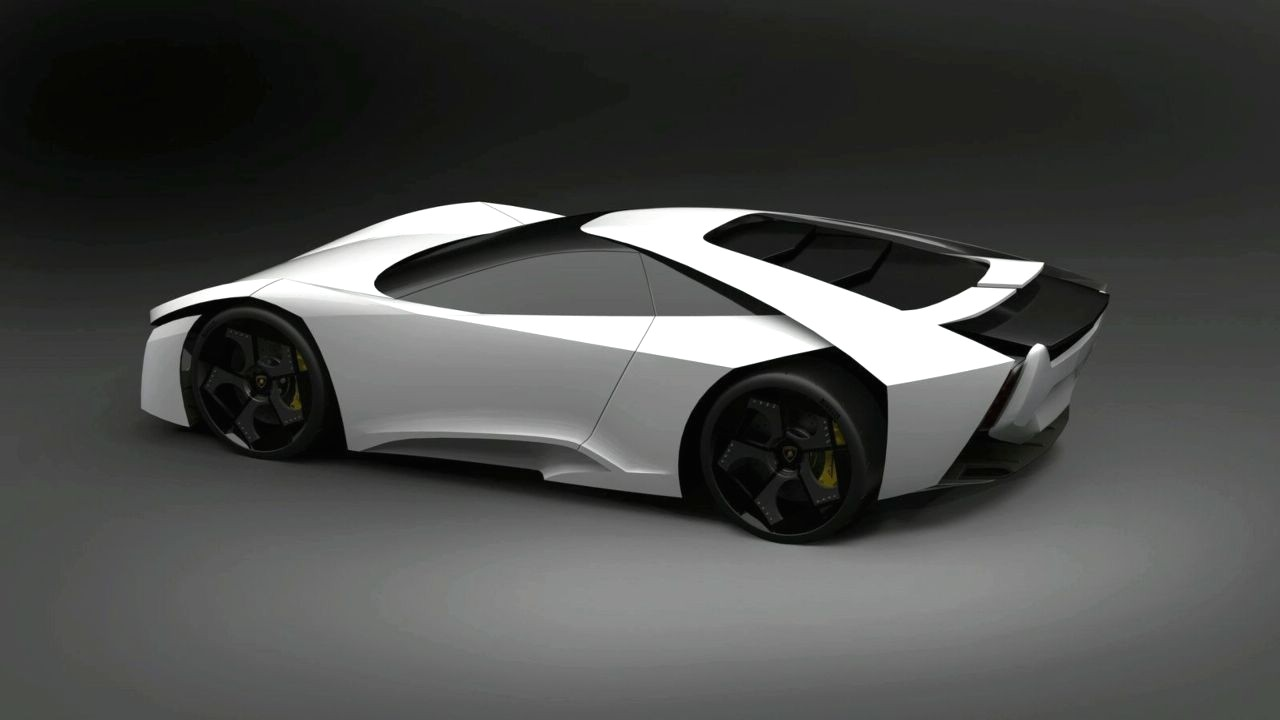 know the lambo concept car inspired by the indonesian karapan sapi tradition. Black Bedroom Furniture Sets. Home Design Ideas