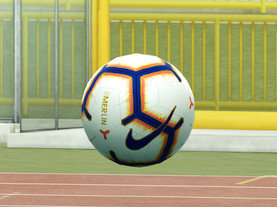 PES 2013 Balls Nike Merlin Serie A 2018/2019 by M4rcelo