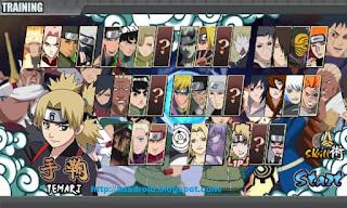 Naruto Senki Mod: Aliansi Sinobi by Syarif Apk