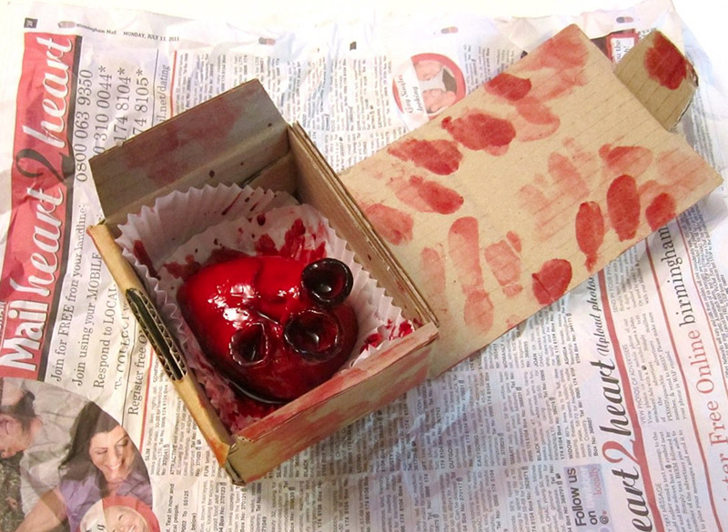 Edible Heart from Conjurer's Kitchen