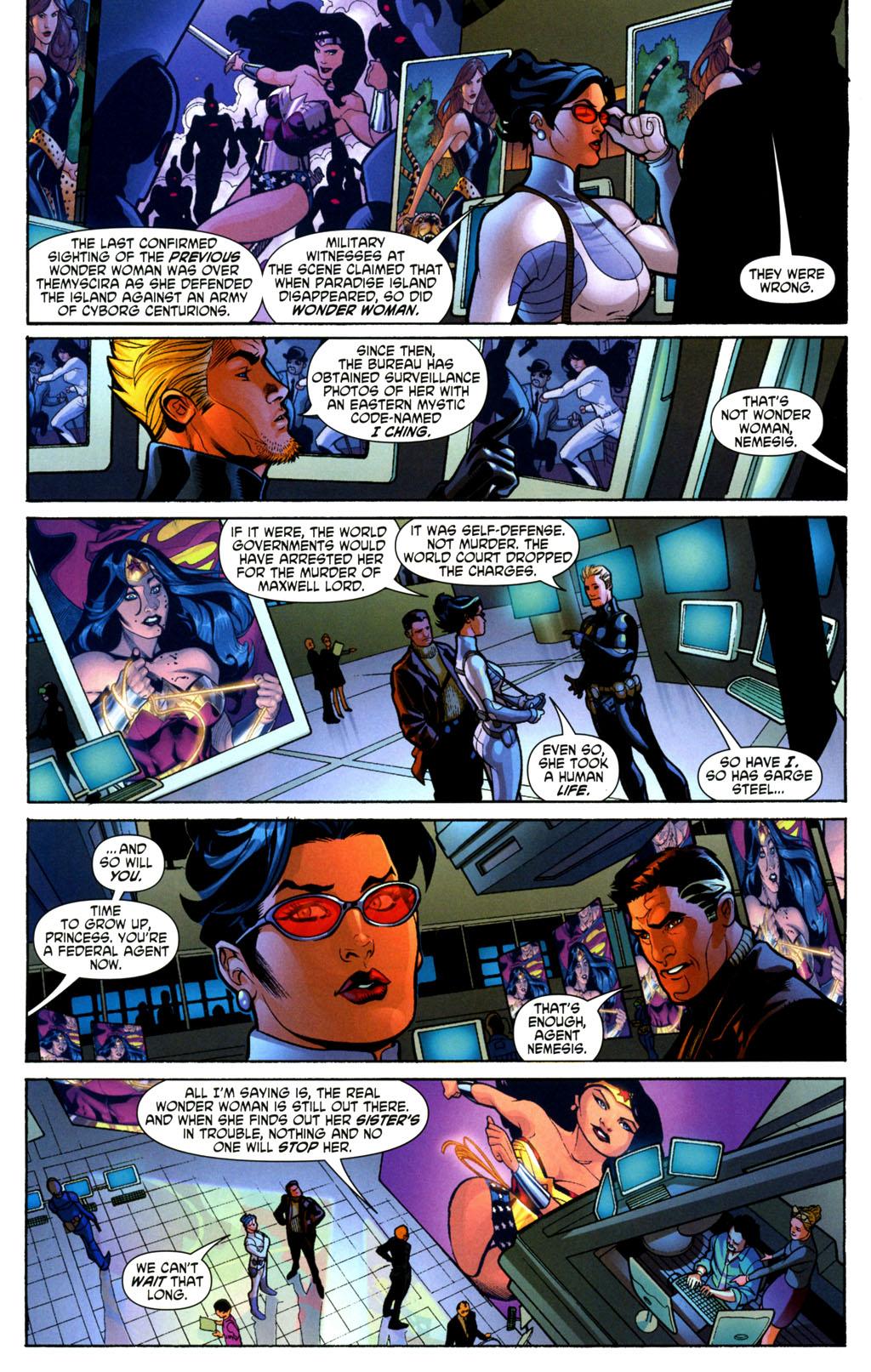 Read online Wonder Woman (2006) comic -  Issue #2 - 8