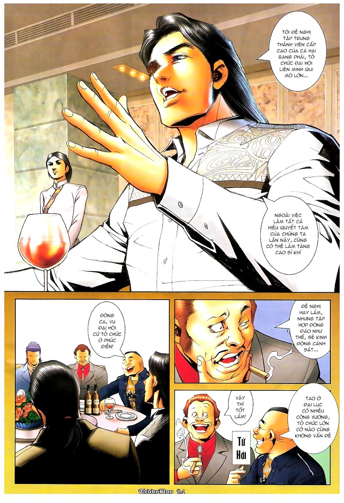 Người Trong Giang Hồ - Chapter 1214: Đại Liên Minh - Pic 19