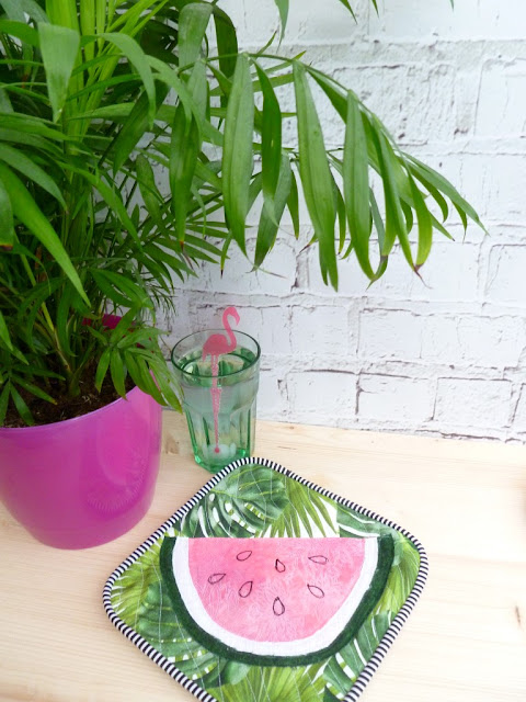 Tropical Crush Pot Holder
