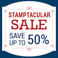 Save up to 50% off Stamp Sets!