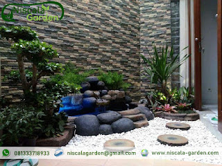 Spesilalis pembuatan taman di surabaya