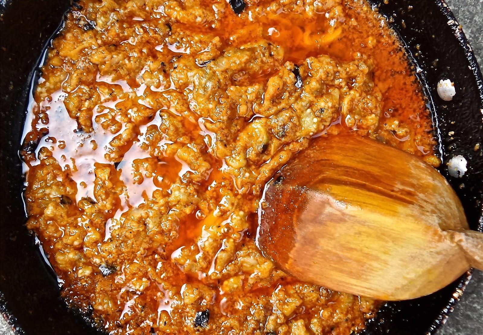 Keep Calm Amp Curry On Boba S Baingan Bharta Spicy Smoked