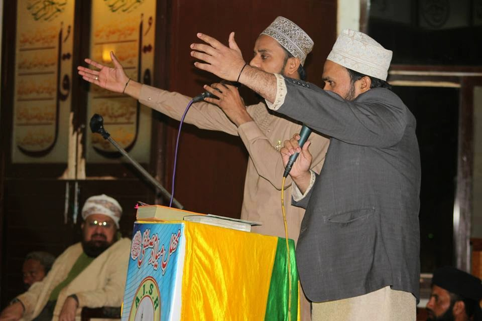 allamah kaukab noorani program december naat