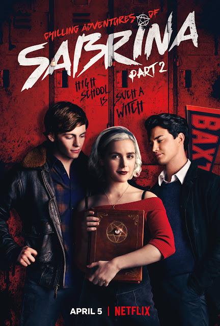 Les Nouvelles Aventures de Sabrina Partie 2