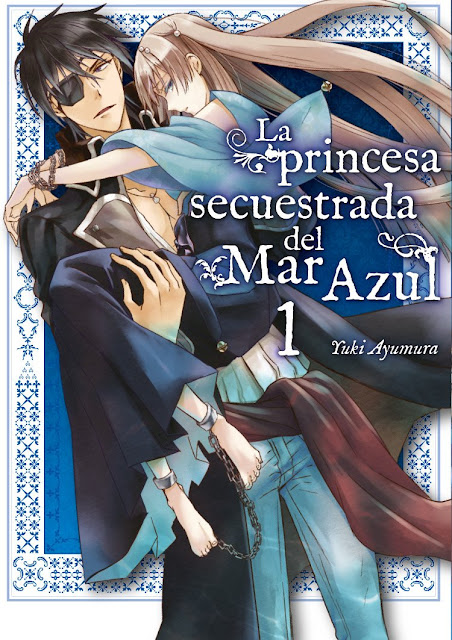 La princesa secuestrada del Mar Azul