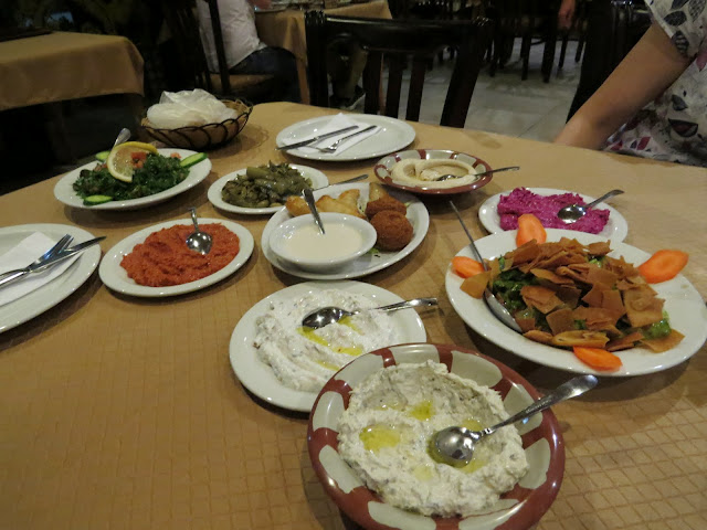 One Week in Cyprus: Mezze at the Syrian Arab Friendship Club