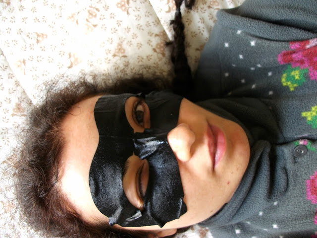 Mediheal - Black Eye Anti-wrinkle Mask. review by Valentina Chirico